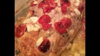 Best Italian Meatloaf