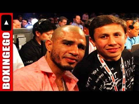 (WOW!) ROACH: MIGUEL COTTO VS GENNADY GOLOVKIN 4 COTTO'S LEGACY