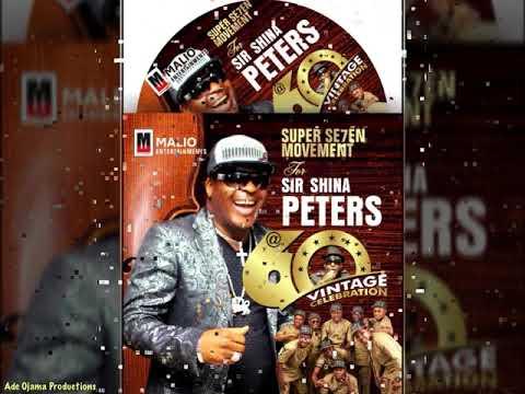 Sir Shina Peters @60 By Super7 'Amb Segun Nabi, Oluomo Mato, Seyi Akins, Shina Harmony & Others