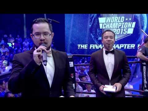 MAX Full Fight December 6 th, 2015
