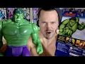 Hasbro 2017 Avengers Animated Series 6″ Hulk Sinister Six & Guardians of the Galaxy Collection