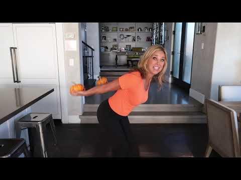 Halloween Pumpkin Workout | LifeFit 360 | Denise Austin