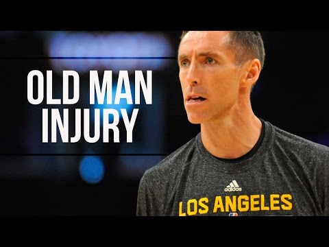 10 Stupid Ways NBA Players Got Injured ► Part 2