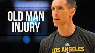 10 Stupid Ways NBA Players Got Injured ► Part 2