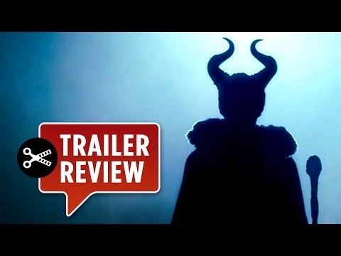 Instant Trailer Review - Maleficent TEASER (2014) - Angelina Jolie Movie HD