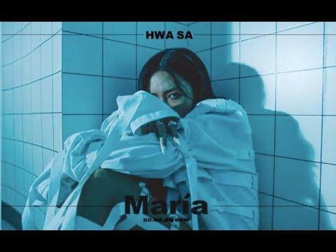 HWASA [MAMAMOO] MARÍA (MORTE VER.) TEASER REACTION