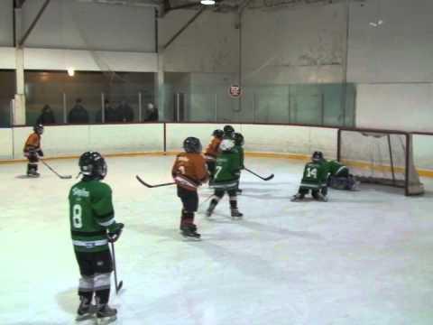 Silverados vs Dakotas Game Jan. 22 2012