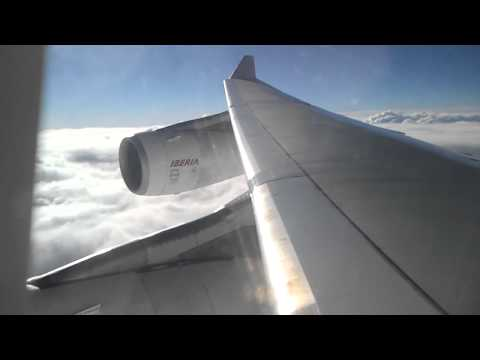 Turbulence over pacific