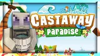 Castaway Paradise FIRST LOOK! (iPad Gameplay)