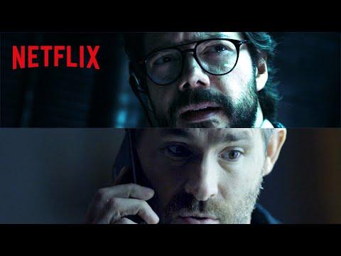 La Casa De Papel + Esquadrão 6 | Netflix