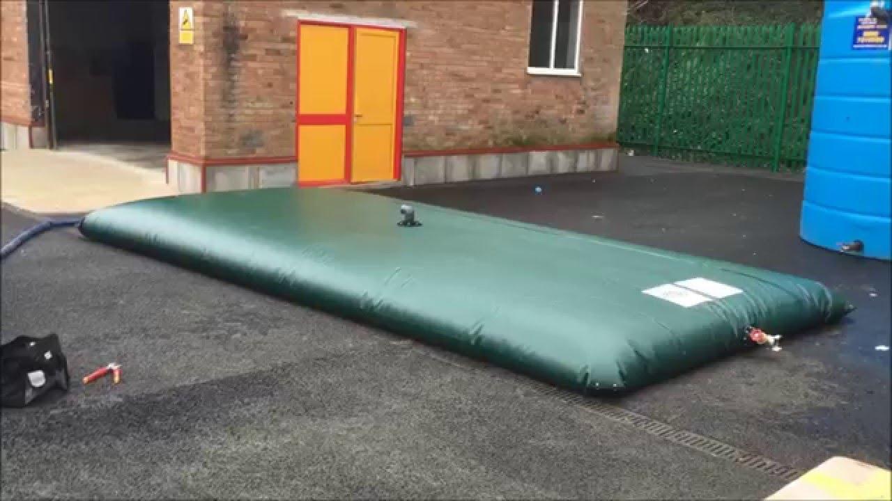 tardis environmental pillow tanks deployment demo