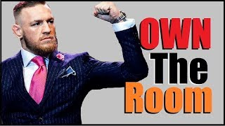 How To Be The ALPHA MALE In EVERY Room! (5 Tricks)