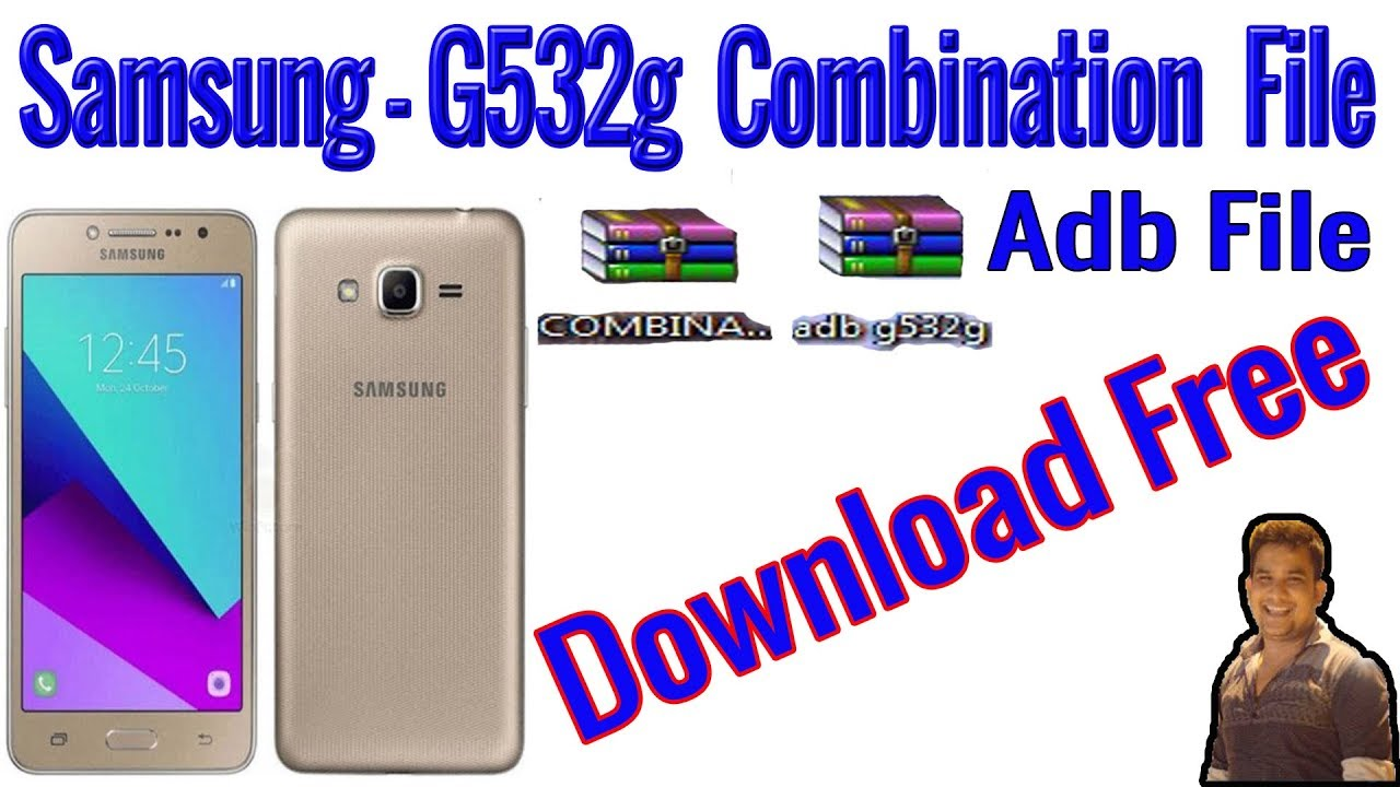 SM-G532G Combination File Download Free || Samsung G532G ADB Enable File