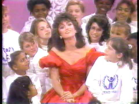 Louise Mandrell  keep the  Children Singing