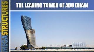 Tòa tháp nghiêng ở Abu Dhabi