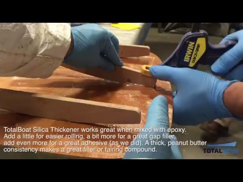 TotalBoat Training - Building a Kayak - Part 4