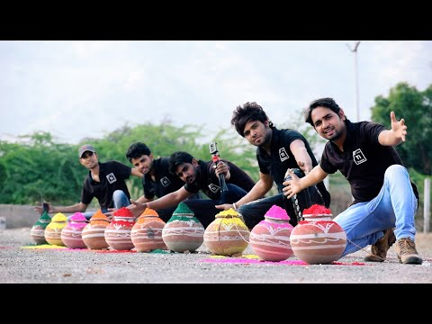 Only For Titanium Army Holi Special Video - Colour Explosion