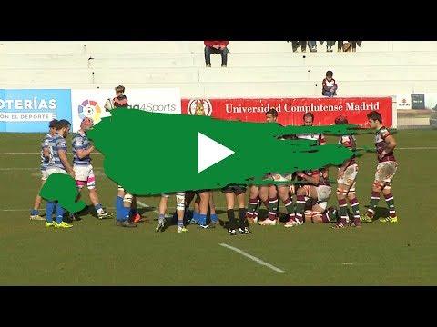 Liga Heineken J14 - CR Cisneros v Sanitas Alcobendas Rugby