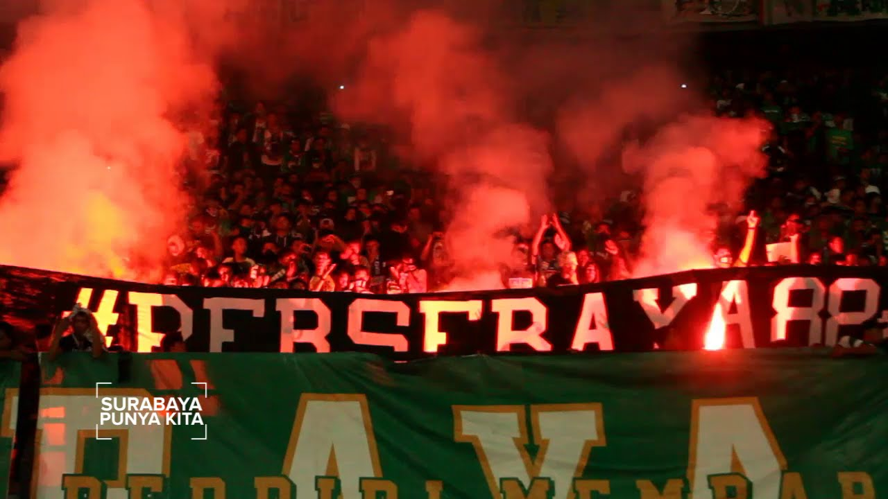 Surabaya Punya Kita - INDONESIA FIRST AND BIGGEST AWAYDAY SUPPORTER [PART 1]