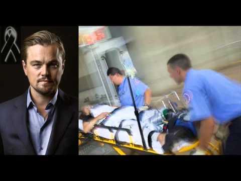 Fallece actor estadounidense Leonardo DiCaprio de un infarto al corazon