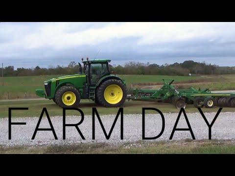 FARM DAY IN ALABAMA