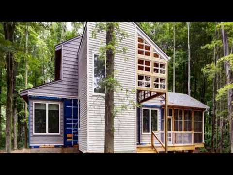 shipping container home oakland