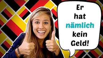 """Does NÄMLICH really  mean """"namely"""" in German?? An Easy Explanation"""