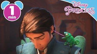 Tangled | Pascal Wakes Up Flynn! | Disney Junior UK