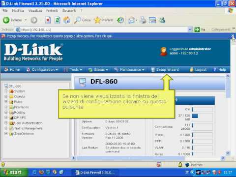 DLINK DFL-800 Firewall Drivers for Windows Download