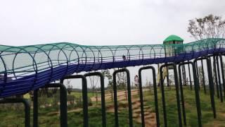 가장 긴 미끄럼틀 Longest Slide in Korea