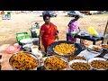 Beach Side Street Foods | Sea Food Fry Seller