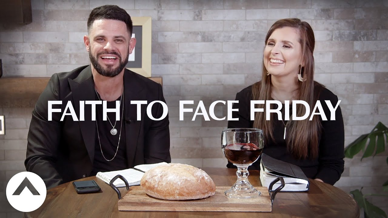 Faith To Face Friday | Pastor Steven Furtick | Elevation Church