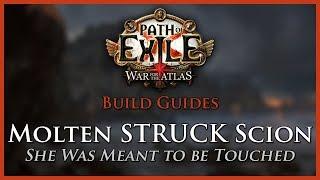 Path Of Exile [3.3]: Molten Struck Scion - Build Guide thumbnail