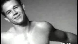 Marky Mark Calvin Klein commercial