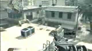 COD4.5分で学べる狙撃スポット集・Crash編 thumbnail