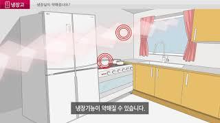 LG 냉장고 냉장실이 …