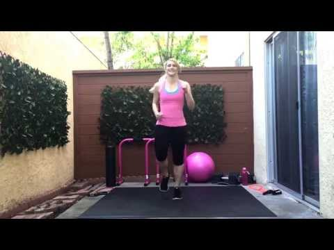 25 Min Upper Body HIIT Workout - Upper Body & Abs