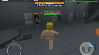 WELCOME TO THE PRISON WERE EVERY ONE IS NAKED ROBLOX GAMEPLAY