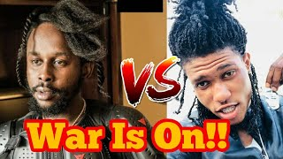 Popcaan Clap Back At Sikka Rymes With New D!ss Song | Run Go fi Strap!!
