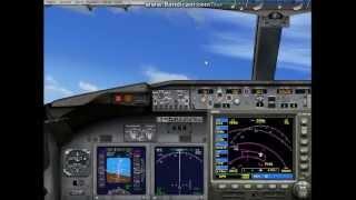 FSX | ILS Landing