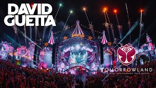 David Guetta live Tomorrowland 2017 Mp3