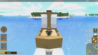 ROBLOX: Sono DIVENTATO UN PIRATE E ESPLORATO ISLANDS!! (Simulatore pirata)