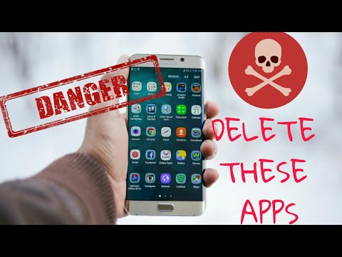 Remove these apps from your phone 2017-18 | Indian Govt warns | (Hindi)