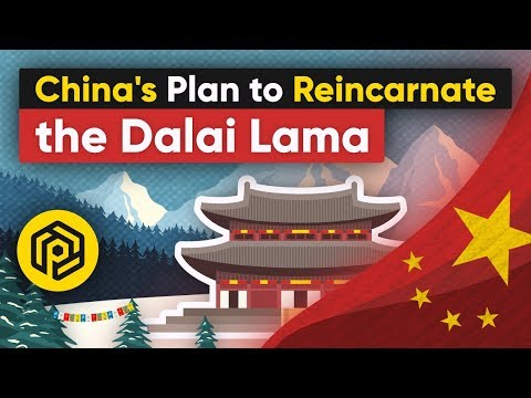 China's Plan to Reincarnate the Dalai Lama