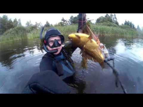 подводная рыбалка в калмыкии