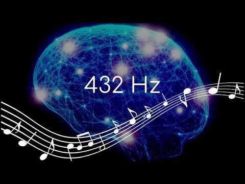 Muzykoterapia 432 Hz (Uzdrawiająca Moc Myśli)