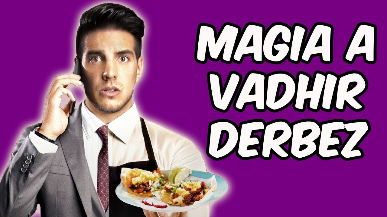 Magia A Vadhir Derbez Pelicula El Mesero Youtube