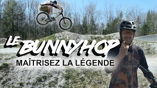 Technique MTB / Le BUNNYHOP