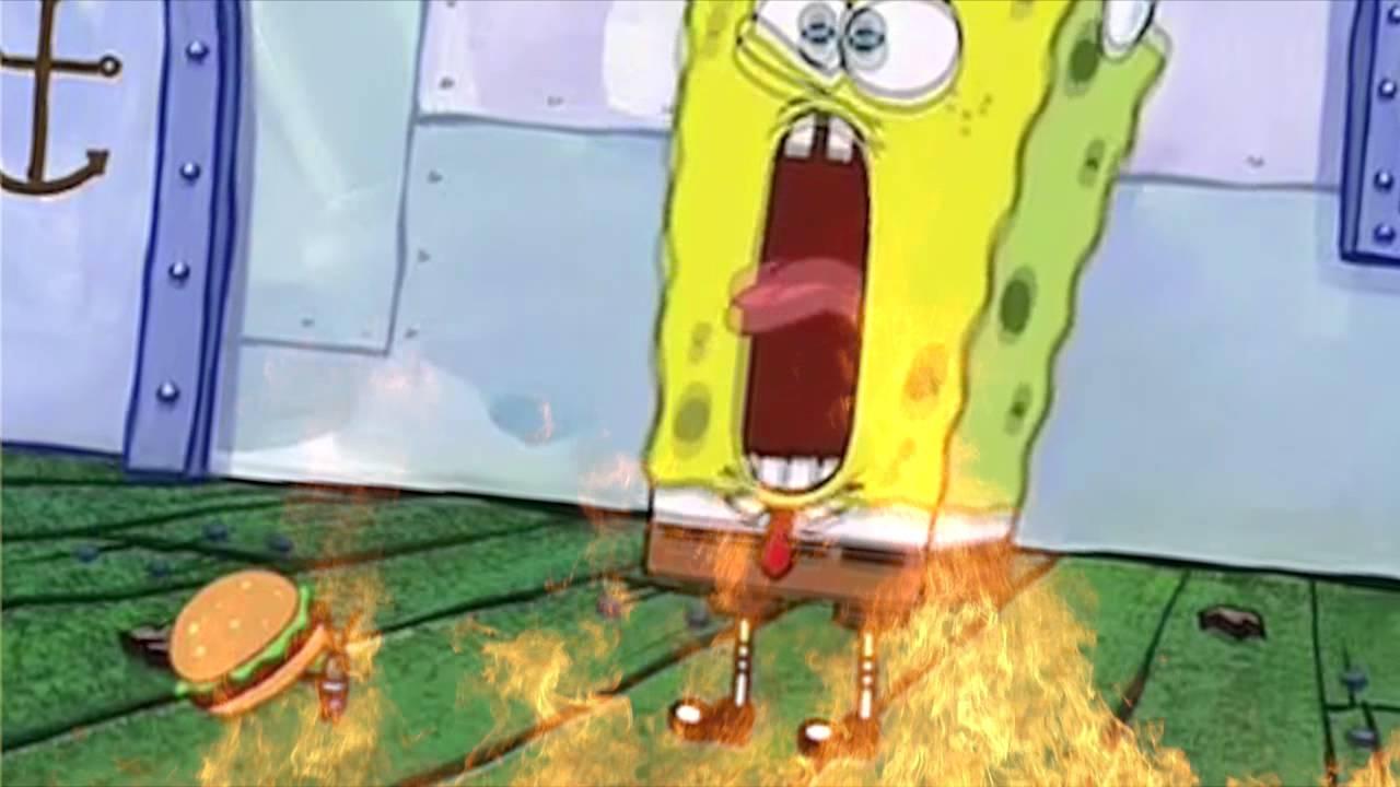 Spongebob Squarepants Victory Screech Spongebob victo...