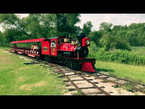 New Locomotive at the Z&OO Railroad in Lufkin, Tx built by Swannee River RR Co